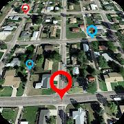 Canlı Uydu Haritası  Sokak Görünümü:Dünya Haritası
