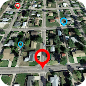 Live Street View Satellite Map - Live Earth Map