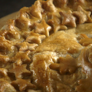 Paul's Leftover Turkey & Ham Pie