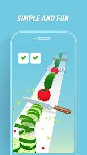 Slice Master: Cut Vegetables MOD (Unlimited Money) 5
