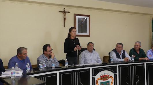 """Reunión sobre los pozos """"sin el PSOE"""""""