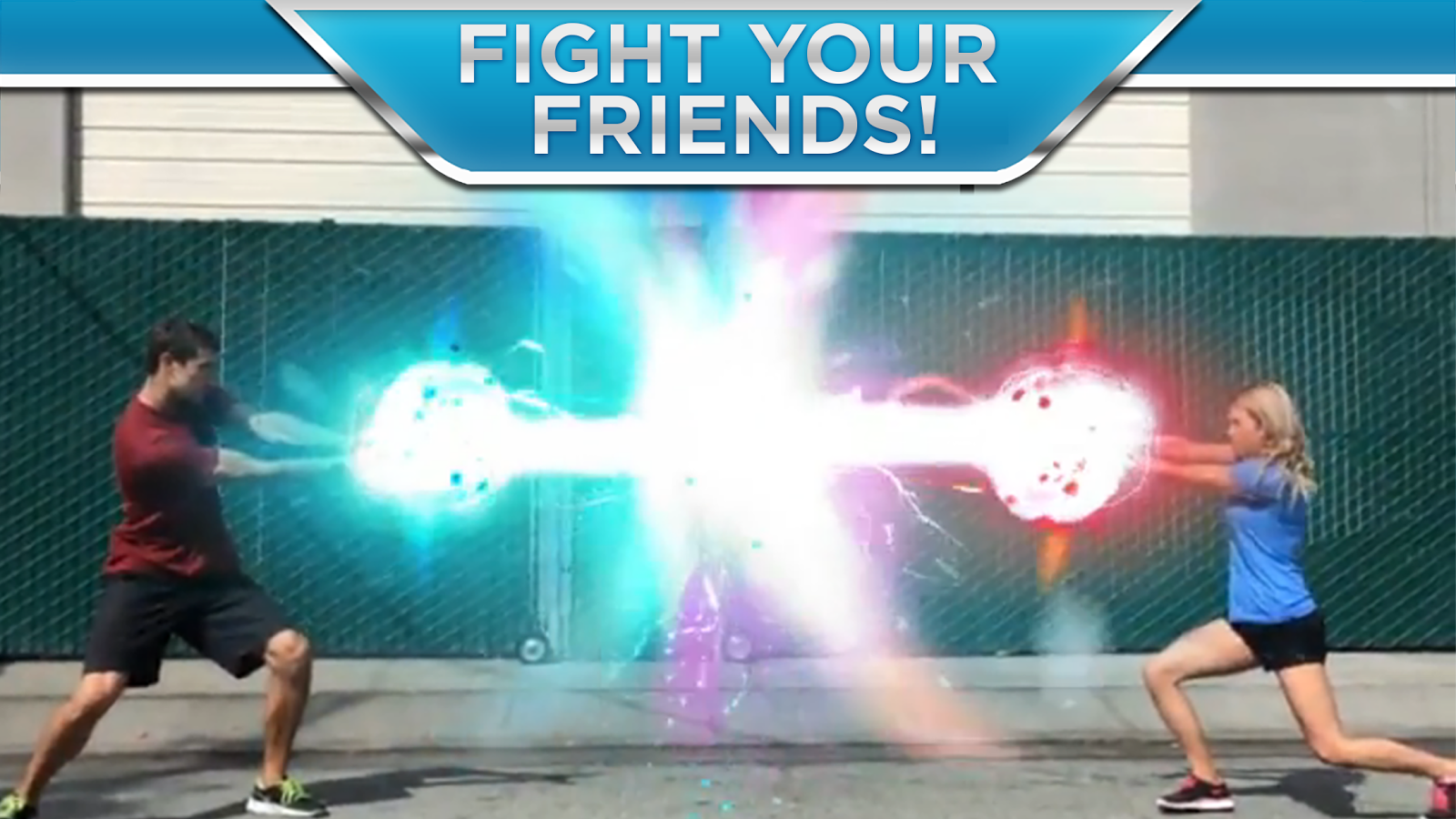 Super Power FX - Be a Superhero!- screenshot