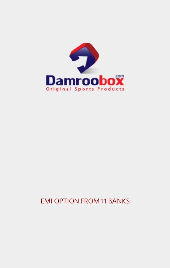 Damroobox | Sports Shopping- screenshot