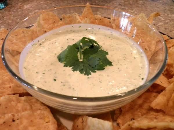 Creamy Jalapeno Dip Recipe