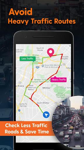 Free GPS Navigation & Maps, Directions 2.8 screenshots 6