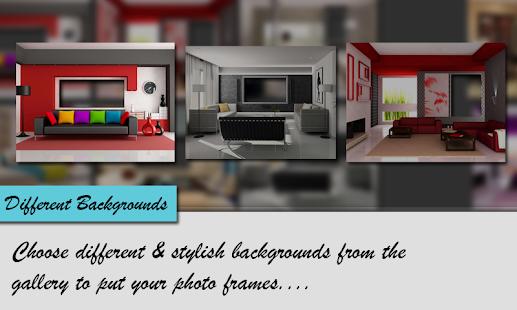 Interior Photo frames editor-Home Interior frames - náhled