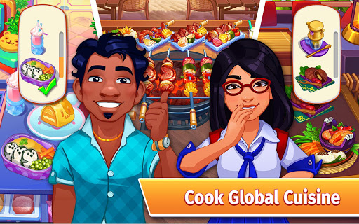 Cooking Craze: The Ultimate Restaurant Game android2mod screenshots 10