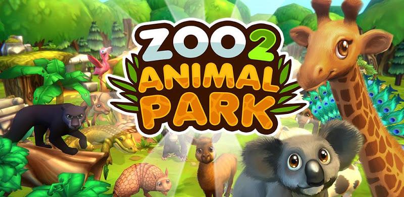 Zoo 2: Animal Park - APK MOD RACK - Dinheiro Infinito
