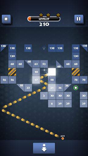 Bricks Breaker Ace cheat screenshots 3