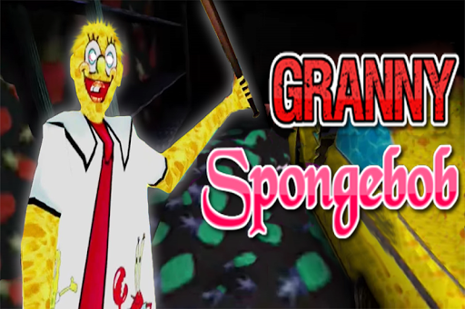 SPONGE granny Scary Mod: Horror Game 2019 - screenshot