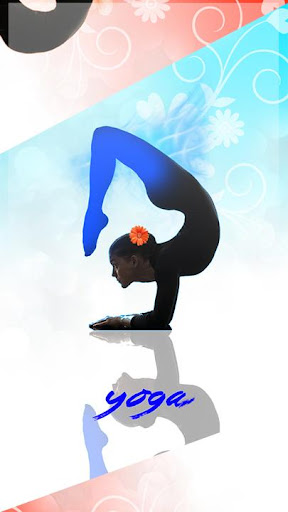 yoga posture with pictures