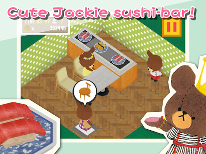 Sushi-bars - the bears' school- screenshot thumbnail