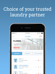 Get Laundry - Dry Cleaning App- screenshot thumbnail
