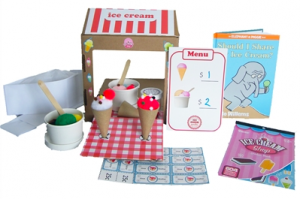 Purchase individual boxes or a subscription of these fun hands-on, educational pretend play kids and watch their imaginations come to life!