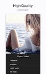 screenshot of Video Maker Video Editor - Cut, Photos, Effect