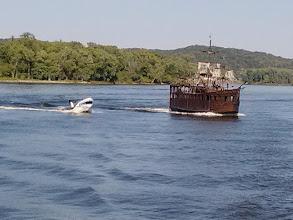 Photo: a Pirate ship?