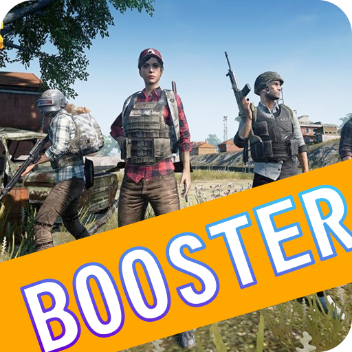 Booster for PUBG - Game Booster 60FPS