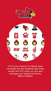 Illinois State Keyboard - náhled