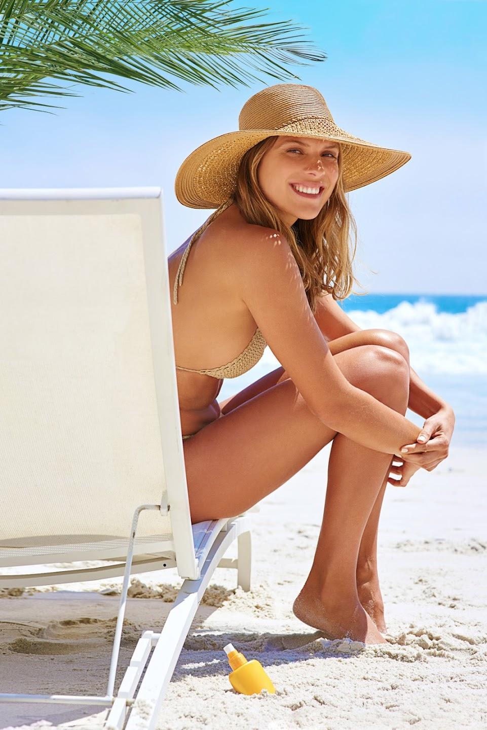 préparer sa peau au soleil pour bien bronzer avant les vacances