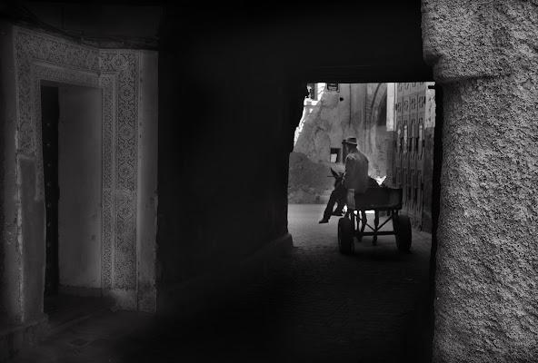 La Medina - Passaggi in bianco e nero di Migliu