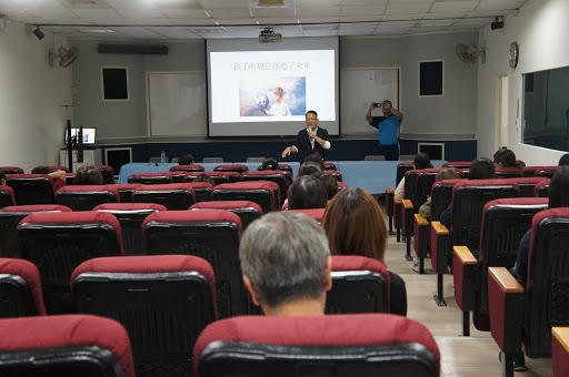 1081101輔導室親職講座--孩子的現在創造了未來(江峰場次)