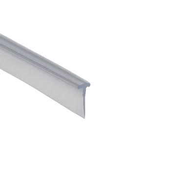 Dichtlippe gerade, waagerecht | Höhe 10,5 mm
