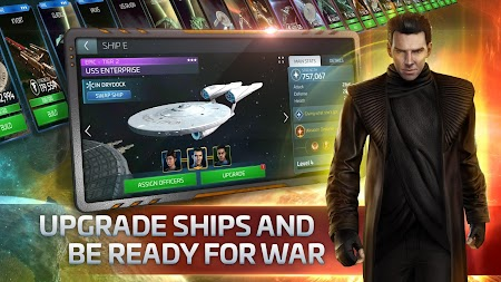 Star Trek™ Fleet Command APK screenshot thumbnail 6
