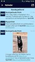 Screenshot of Politi
