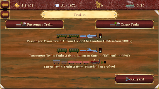 Railroad Manager 3 3
