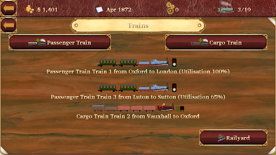 Railroad Manager 2- screenshot thumbnail