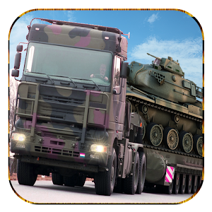 Army Cargo Truck Driving for PC and MAC