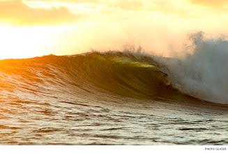 Photo: Kelly Slater, Fiji. Photo: Glaser