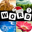 Guess 4 Pics 1 Word icon