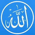 Names of Allah. Quiz icon