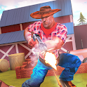Farm Clash 3D - Reckless PvP Shooter icon