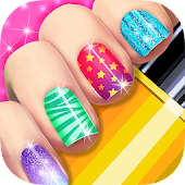 Nail Salon - Holiday Manicure