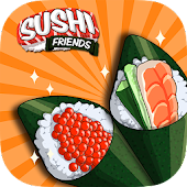 Sushi Friends-Best&Fun Restaurant Game for Girls