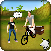 Milk Delivery Cycle Simulator