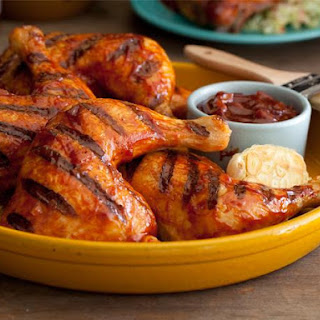 The Ultimate Barbecued Chicken Recipe