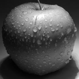Apple by Renee LaFlesh - Food & Drink Fruits & Vegetables