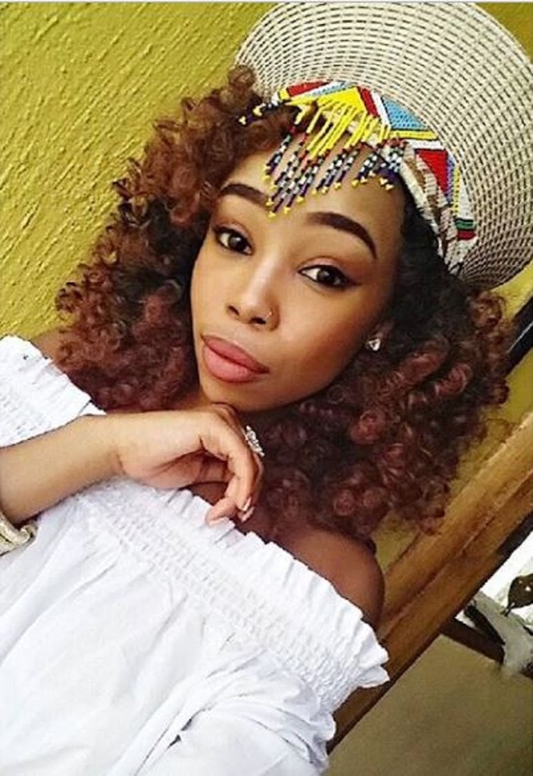 Candice Modiselle says people think she's riding ride on her sisters' fame