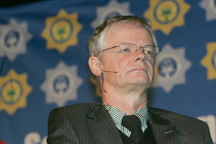 Willie Hofmeyr. Picture: SOWETAN