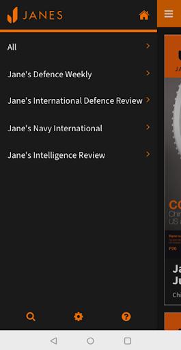 Janes Magazines screenshots 3