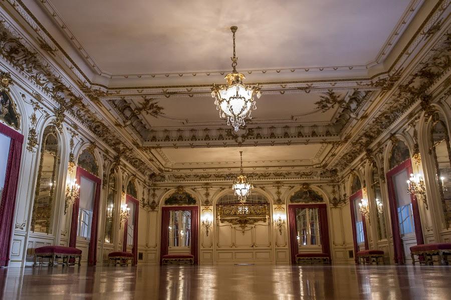 Flagler Museum Grand Ballroom