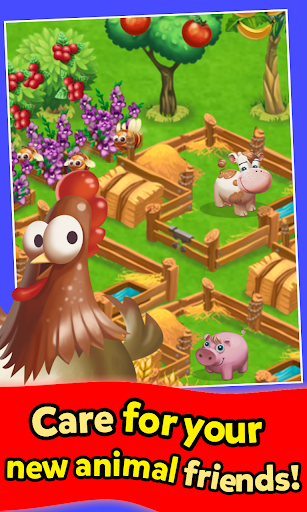 Farm All Day - Farm Games Free 1.2.7 screenshots 3