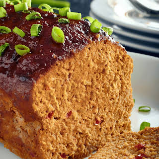 Asian Turkey Meatloaf.