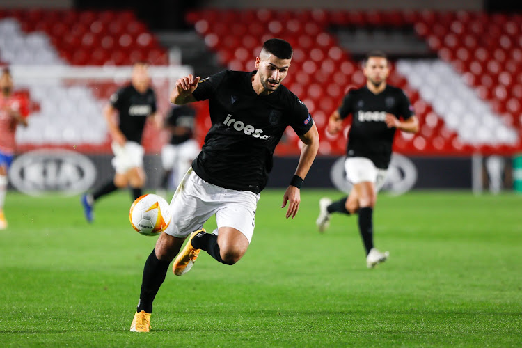 Un attaquant croate du PAOK en route vers le Standard?