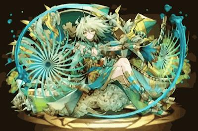 旋嵐の天鬼姫・風神