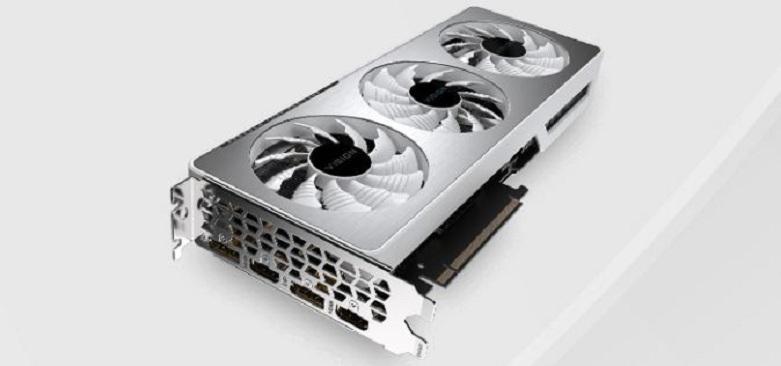 VGA Gigabyte GeForce RTX 3060 Ti VISION OC 8G | Hiệu suất đc nâng cao