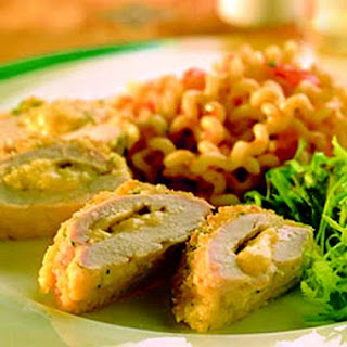 Dubliner Stuffed Chicken Breast.